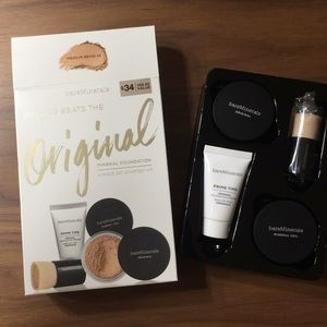 BareMinerals original foundation kit